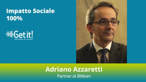 Intervista ad Adriano Azzaretti, nuovo mentor di Get it!