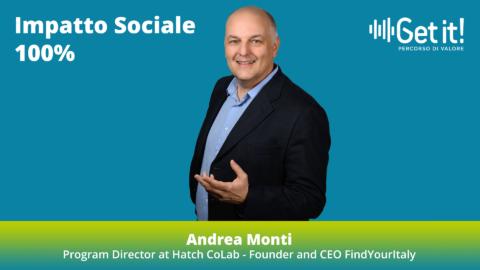 Intervista ad Andrea Monti, nuovo mentor di Get it!