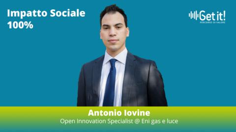 Intervista ad Antonio Iovine, nuovo mentor di Get it!