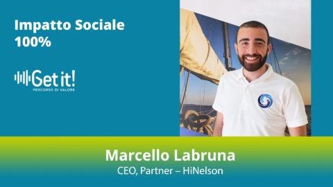 Marcello Labruna è il nuovo mentor di Get it!
