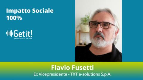 Intervista a Flavio Fusetti, nuovo mentor di Get it!