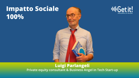 Intervista a Luigi Parlangeli, Mentor di Get it!