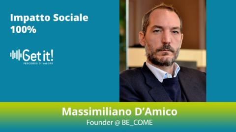 Get it! ha un nuovo mentor: Massimiliano D'Amico