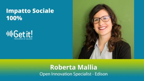 Conosciamo Roberta Mallia, nuova mentor di Get it!