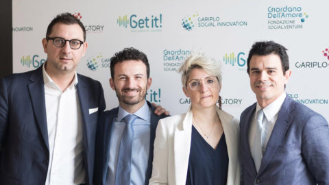 Intervista a mOOve, migliore start-up a impatto all'Investor Day di Get it!