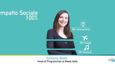 Intervista a Simona Bielli Mentor di Get it!