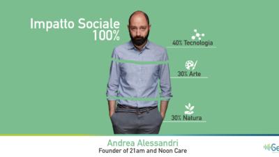 Intervista a Andrea Alessandri Mentor di Get it!
