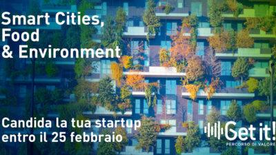 Get it! lancia la terza Call For Impact Smart Cities e Mobility Action, Food e Environment