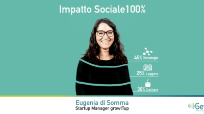 Intervista a Eugenia Di Somma Mentor di Get it!