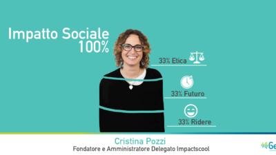Intervista a Cristina Pozzi Mentor di Get it!