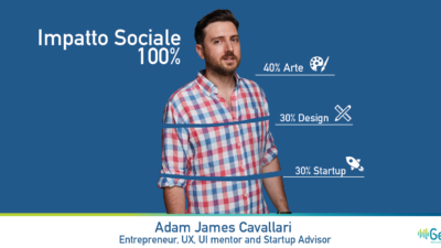 Invervista a Adam James Cavallari Mentor di Get it!
